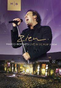 Cover Marco Borsato - Zien - Live In de Kuip 2004 [DVD]